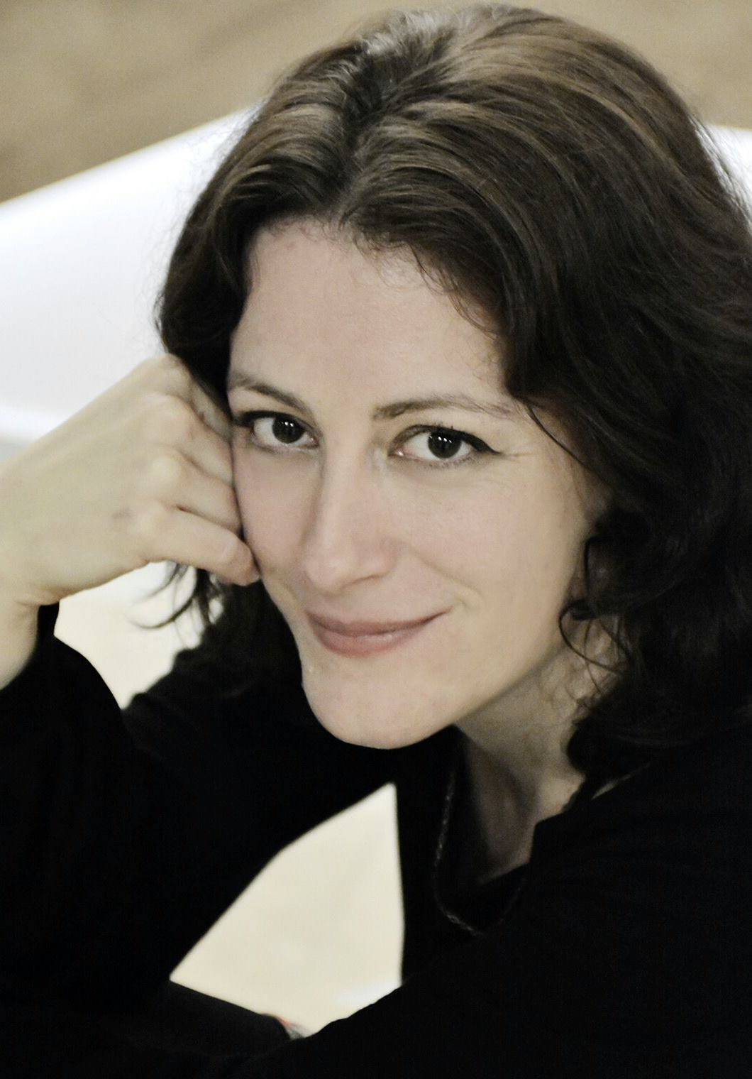 Judit Varga at Peter Eötvös Foundation